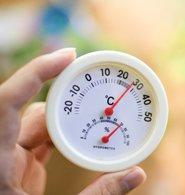野菜の生育に適した温度
